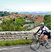 Provence biking photo